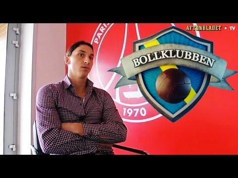 Är Erik Hamrén och Zlatan osams? se allt i Bollklubben