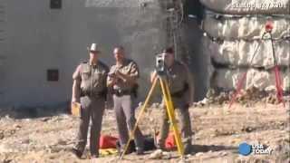 1 dead, 3 injured in horrific Texas bridge collapse