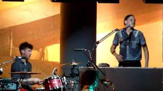 Arcade Fire - Sprawl II Mountains Beyond Mountains (Live - Merriweather 2010)