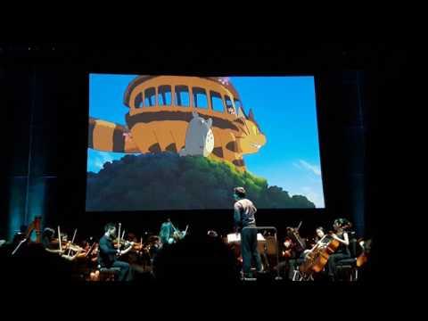 """Animatissimo """"Tonari no Totoro"""" de Mi Vecino Totoro en el Gran Teatro Nacional🎹🎻 05/02/2017"""