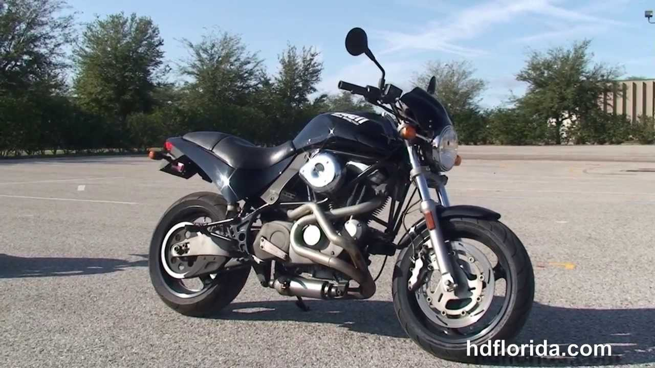 Buell Motorcycles For Sale >> Used 2000 Buell M2 Cyclone Motorcycles for sale - YouTube