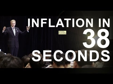 Mike Maloney - Inflation In 38 Seconds | Hidden Secrets Of Money