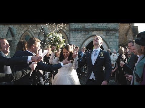 Calcot Manor Wedding Film // Melissa & Thomas: 14.12.17 //