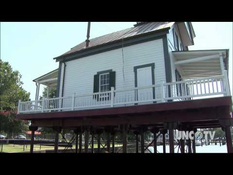 NC Now   1886 Roanoke River Lighthouse   UNC-TV