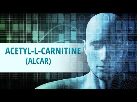 Acetyl-L-Carnitine (ALCAR)