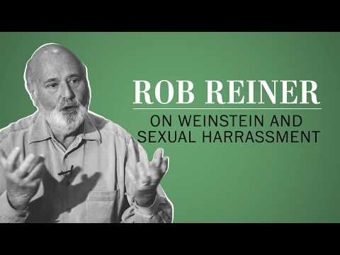 Opinion  Rob Reiner says Harvey Weinstein is disgusting, but he's not the only problem