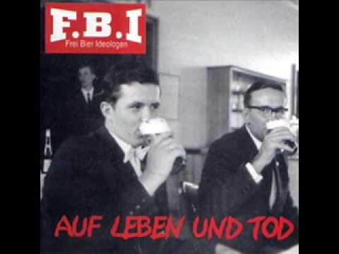 F.B.I - Damenbart