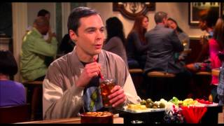 Sheldon Cooper Long Island Iced Tea