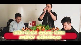 Christmas song - Liên khúc Giáng sinh Acoustic - Merry Christmas 2016