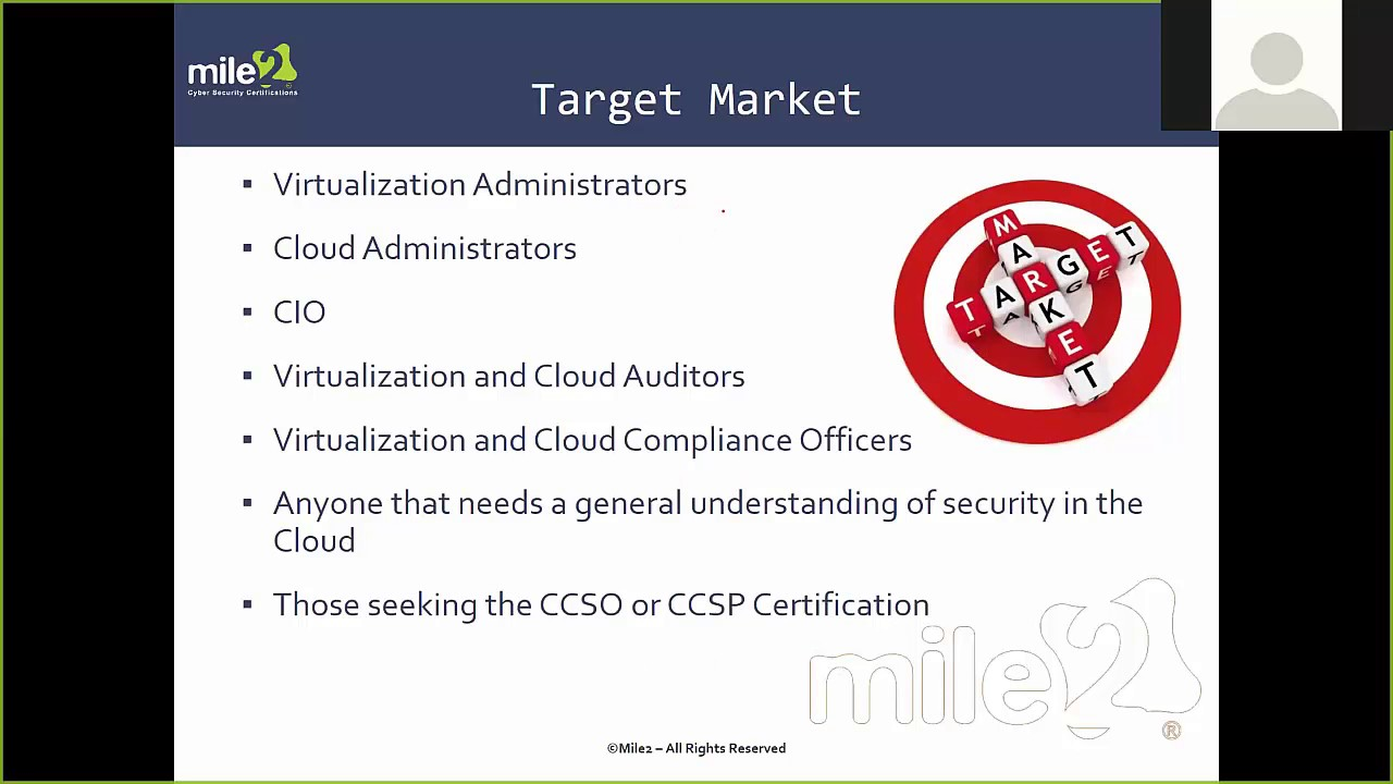 Introduction To The New Certified Cloud Security Officer