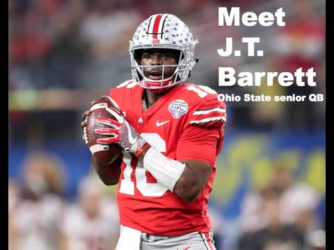 J.T. Barrett, Ohio State QB: 2018 NFL Draft profile