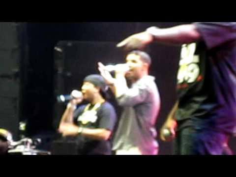 Every Girl - Lil' Wayne, Drake, Young Money - America's Most Wanted Tour Scranton, PA