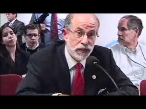 Frank Gaffney: New York State Senate Testimony