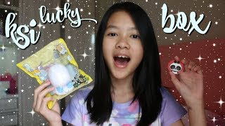 Ksi Lucky Box?! Omg! | Calistagracia