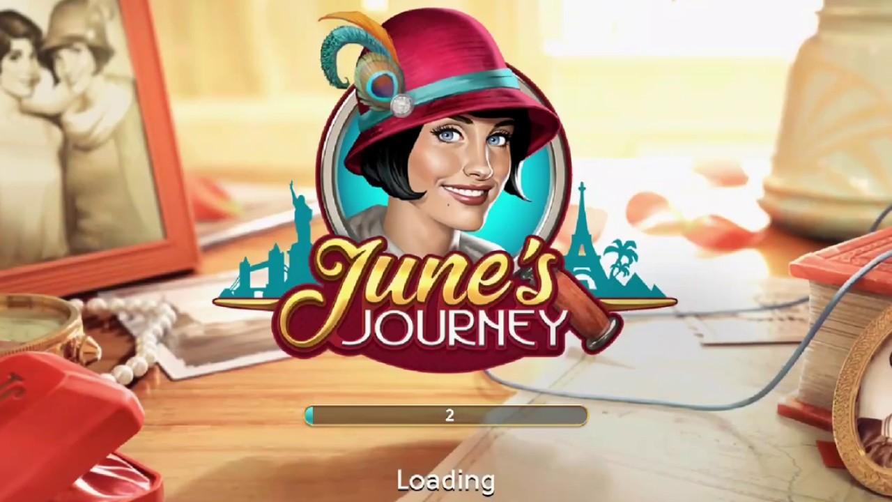 JuneS Journey Wie Viele Level