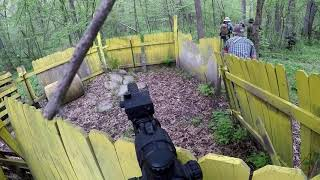 Giant Airsoft Game Spring 2018 with Salient Arms GRY (Part One)