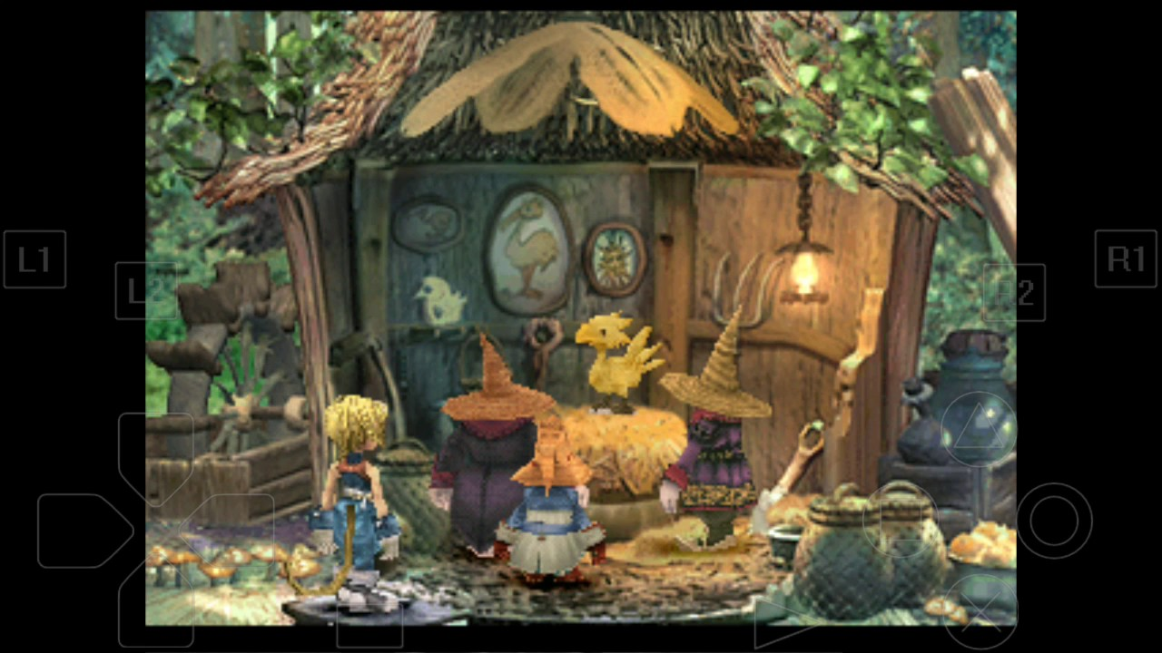 Final Fantasy 9 Disc 3 - To Black Mage Village, Desert Palace and Oeilvert