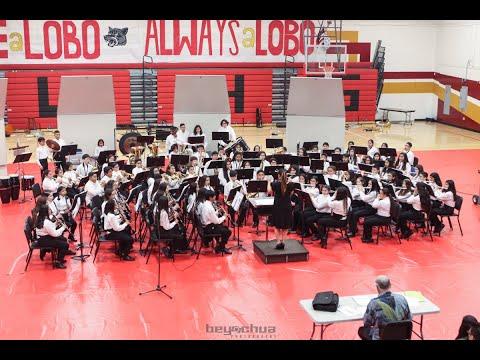 Fairgrove Academy Concert Band - 03/13/19