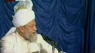 Ahmadiyya - Q/A Session 21/10/1995 3/11