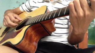 Nơi nào có em - Nukan Trần Tùng Anh - Guitar Cover