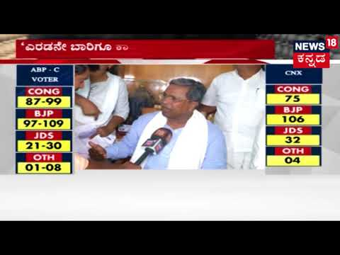 CM Siddaramaiah Reacts To Exit Poll Results | 'I Don't Believe In Surveys & Chamundeshwari Is Mine'