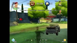 Battlefield Heroes - Test du Croc du lion