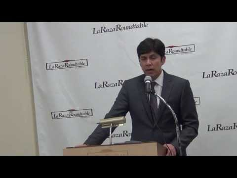 KEVIN DE LEON, PRESIDENT PRO TEMPORE, CA STATE SENATE