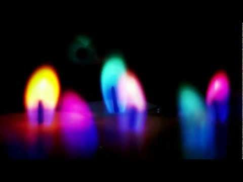Faerie Flames свечи с цветным пламенем