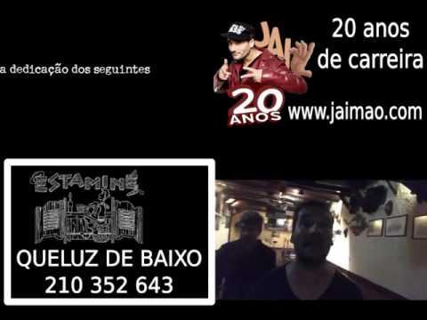 20 anos de carreira do Jaimão - Estaminé