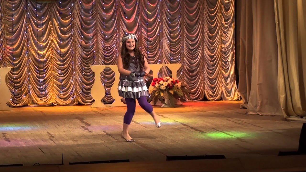 Анастасия Иванова Бабушка научи меня танцевать чарльстон ...