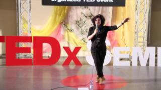 Казахи - гостеприимная нация, Казахстан - страна с плохим сервисом | Жанна Прашкевич | TEDxSemey