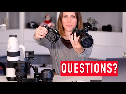 Nikon Z50, Sony 200-600mm and More - Last Call for Questions for Review!