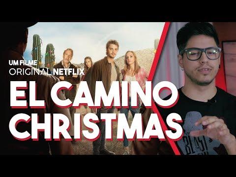 NATAL EM EL CAMINO (El Camino Christmas - Filme Netflix) Crítica Café Nerd