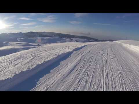 Skiing - Jan 1, 2017 Bursa, Turkey