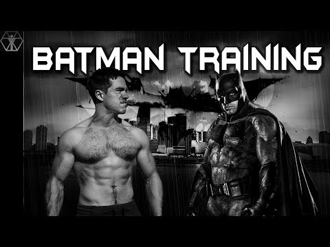 Batman Training Program - A Batman Training Program For The Rest Of Us