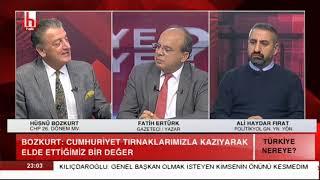 İktidarın israfları / Türkiye Nereye - Ümit Özdağ - Hüsnü Bozkurt - Ali Haydar Fırat - 3. Bölüm -