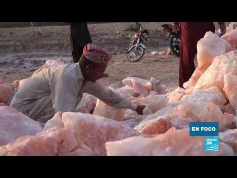 La sal rosa del Himalaya, ¿Una fuente de riqueza para Pakistán?