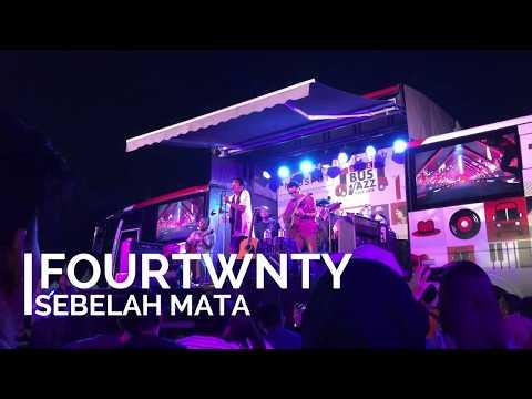 Fourtwnty - Sebelah Mata live at Java Jazz Festival 2018