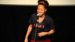 Loud Poets Edinburgh - Slam-alama-dingdong!  Tayllor L Johnson