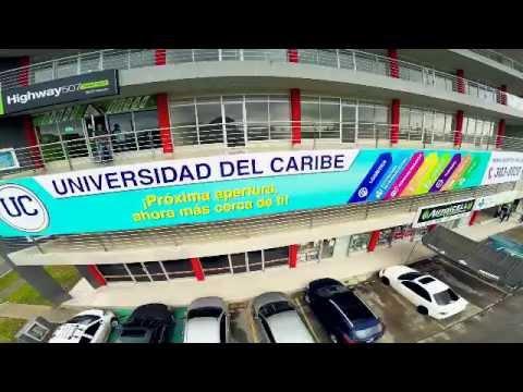 Nueva Sede Universidad del Caribe Panama 2015