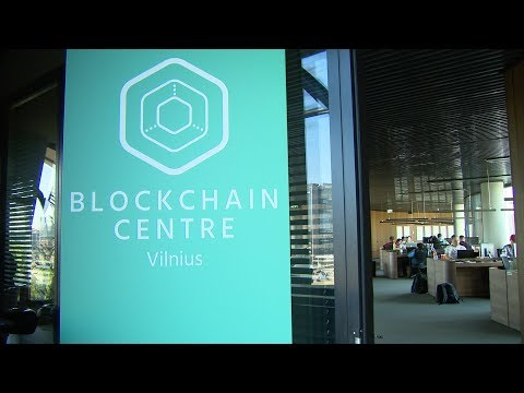 .eu for Trust: Blockchain Centre Vilnius.