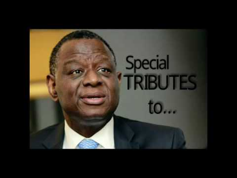 Tribute to UNFPA Boss, Babatunde Osotimehin.. A life well lived