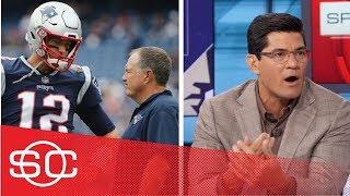 Tedy Bruschi weighs in on continued Tom Brady-Bill Belichick drama   Sportscenter   ESPN