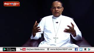Special Interview with Mnsgr Dr. Peter Paul Saldanha │Daijiworld Television