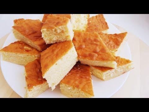 Осон ва оддий пирог тайерланиши/Обычный пирог на кефире