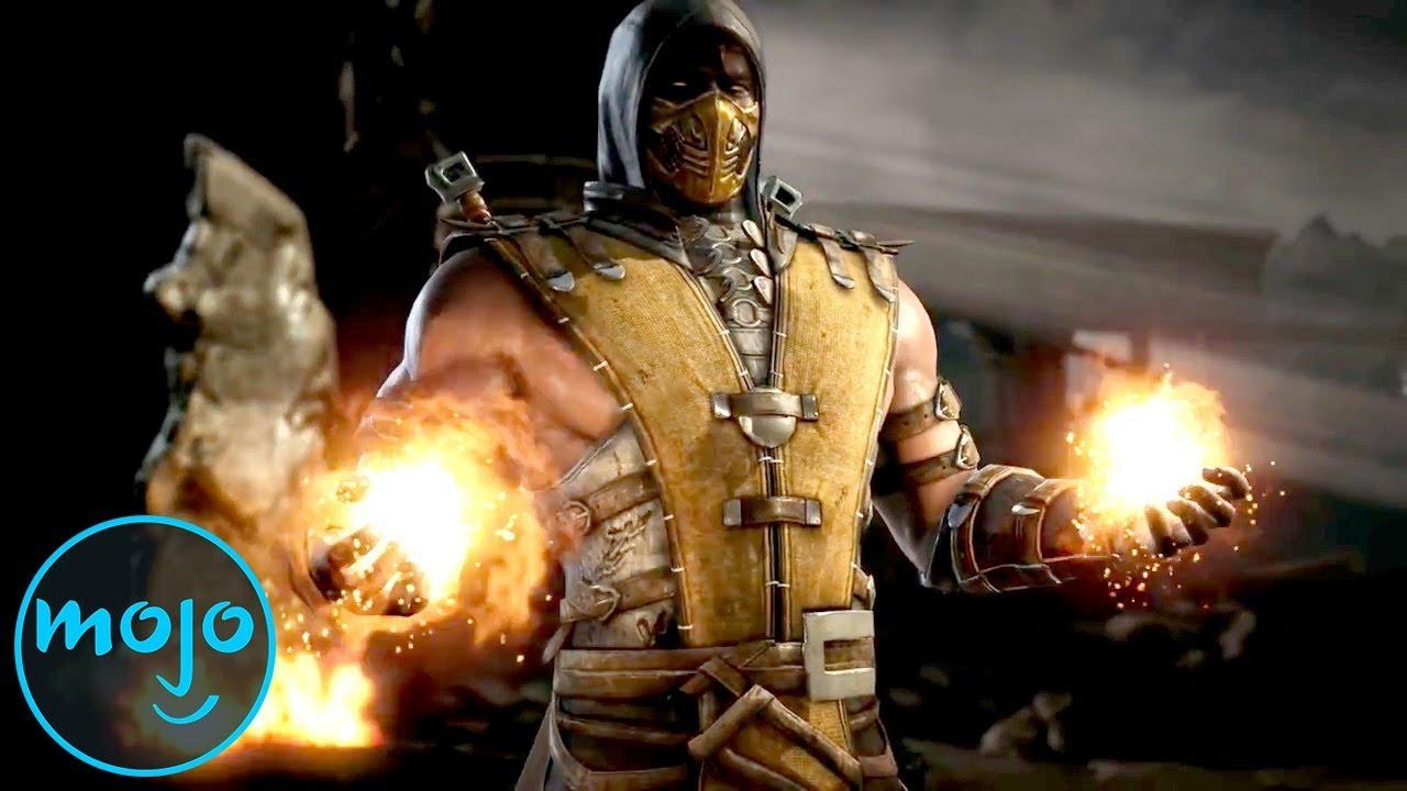 Top 10 Mortal Kombat Games - YouTube - photo#14