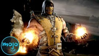 Top 10 Mortal Kombat Games(Get over here! Join http://www.WatchMojo.com as we kount down our picks for the Top 10 Mortal Kombat Games., 2016-03-16T14:00:02.000Z)