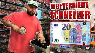 WER verdient SCHNELLER 20 € ?
