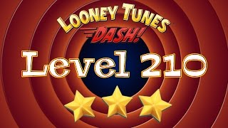 looney Tunes Dash Level 210 / Looney Tunes Hetzjagd Level 210