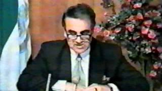 Prime Minister A.R. Ghafoorzai Speech to the Nation in Dari, Afghanistan, Aug 13, 1997 part 2.